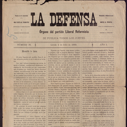 Defensa  la